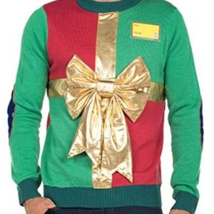 Other - Tipsy Elves Men's Ugly Christmas Sweater